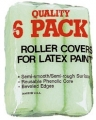 "9"" 6-Pk Deluxe Roller Cover"