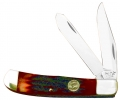 "4-1/8"" Bear Red Large Trapper"