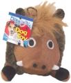 Warthog Plush Pet Toy