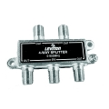 4-Way Splitter Nickel-Plate