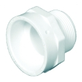 1-1/2 PVC DWV Male Adapter