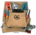 CLC 8Pkt Leather Tool Bag