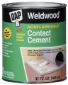 NonFlammable Contact Cement
