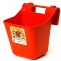 12Qt Red Poly Fence Feeder