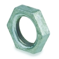 "1/4"" Std Mi Galv Hex Locknut"