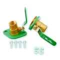 "3/4"" Bronze Flange Kit"