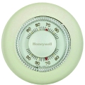 24V Round Thermostat Heat