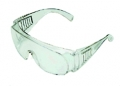 Ovr-Guard Clear Safety Goggles