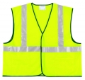 "Safety Vest W/2"" Reflect Strip"