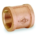 "1/8"" Brass Coupling"