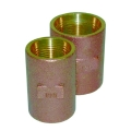 "1"" Brass Well Coupling"