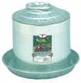 2Gal Dbl Wall Galv Waterer