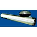 "7x36"" Round Galv Vent Pipe"