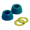 3/8 ID Cone Wsher & Ring 2/Cd