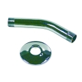 "1/2x5"" Shower Arm W/Flng"
