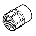 1/2 PVC Conduit Female Adapter