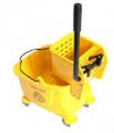 HD Poly Mop Bucket W/Squeezer