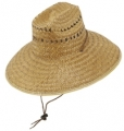 Classic Lifeguard Straw Hat Sm
