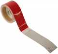 2x30? Red Reflector Tape