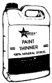 Regular Paint Thinner,Plas-Btl