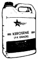 Kerosene, Plastic Bottle