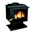 Small Pedestal Stove W/Blower