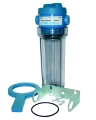 "3/4""Water Filter w/Valve & Ctg"