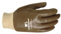Vinyl Coated Short Cuff Glove