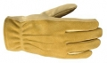 Med Womens Grain Cowhide Glove